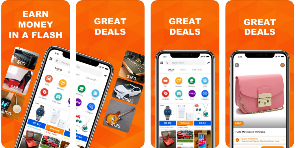 The Best Apps to Sell Used Stuff Online